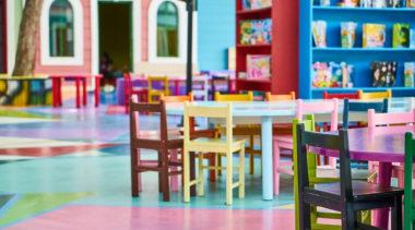 Dziś otwarto miejskie przedszkola i żłobek. Tłumów nie ma
