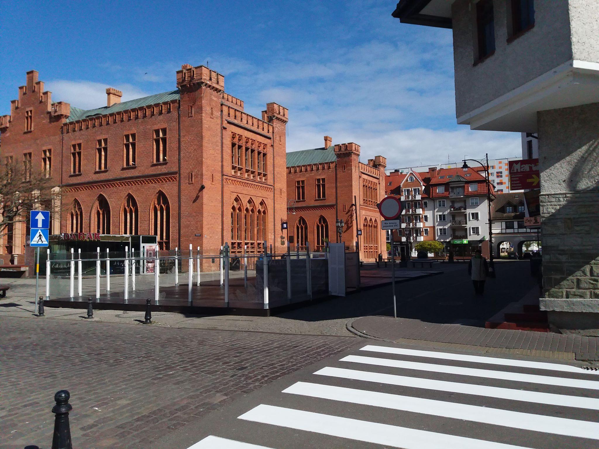ratusz - Zabytki w Kołobrzegu