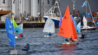 Sezon żeglarski 2020 otwarty! (wideo)