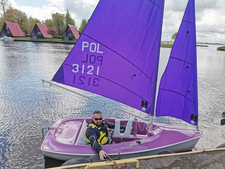 """sport2 - Powstała żeglarska sekcja """"Hansa 303"""". To sportowa oferta dla osób z niepełnosprawnością"""