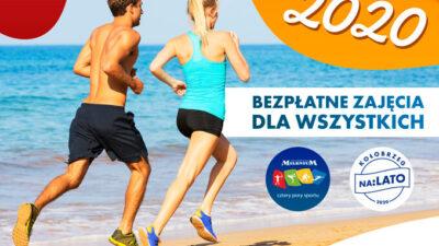 Aktywny Kołobrzeg na Skwerze Pionierów: pilates, mobility, trening siłowy, joga…