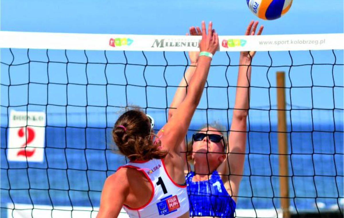 1-5 lipca, plaża Milenium, XX Młodzieżowy Puchar Bałtyku w Siatkówce Plażowej