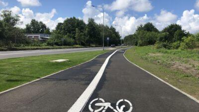 Przebudowa drogi Kołobrzeg-Grzybowo. Od środy ruch wahadłowy