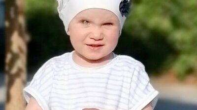 Dwuletnia Antosia potrzebuje naszej pomocy. Wszyscy zrzućmy się na operację dziewczynki!