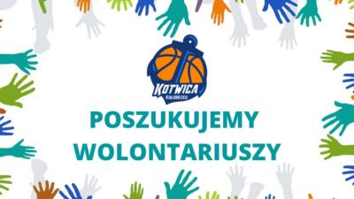 Zostań wolontariuszem koszykarskiej Kotwicy