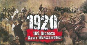 100. rocznica Bitwy Warszawskiej – Cudu nad Wisłą. Uroczystości pod pomnikiem Józefa Piłsudskiego