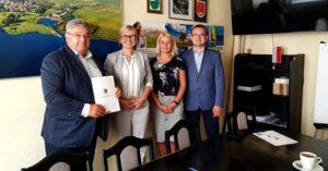 Za 1,3 mln zł powstanie centrum przesiadkowe w Grzybowie