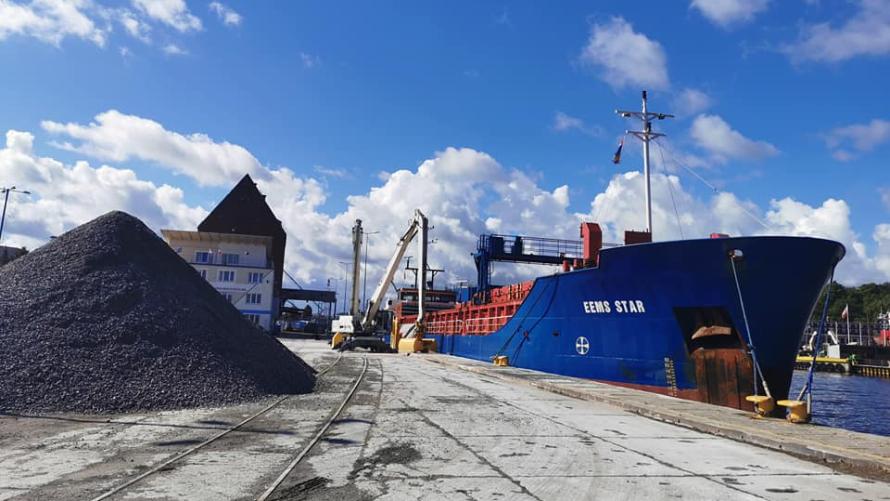 port kolobrzeg - Port Kołobrzeg