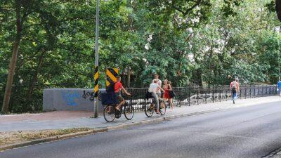 Drugi przetarg na budowę ścieżki rowerowej przez Kanał Drzewny unieważniony. Tym razem nie było chętnych