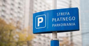 Nowa strefa płatnego parkowania