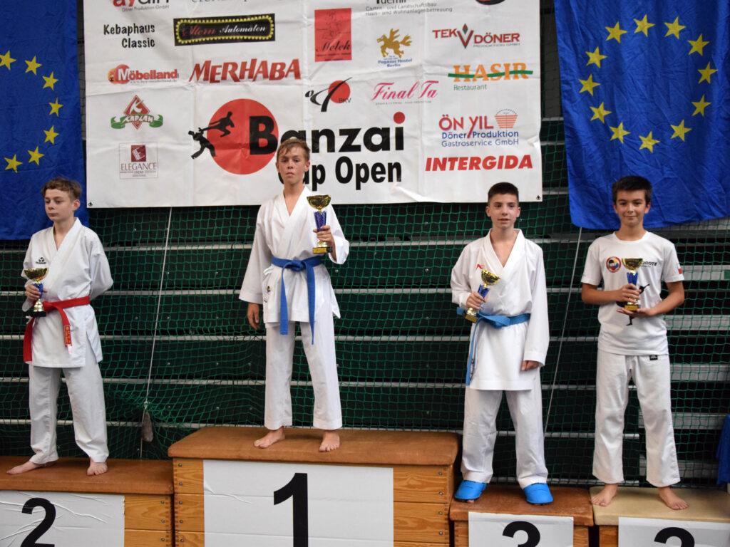 1 1024x768 - Udany występ w zawodach podopiecznych trenera Przemysława Spadło z klubu sportowego Morote