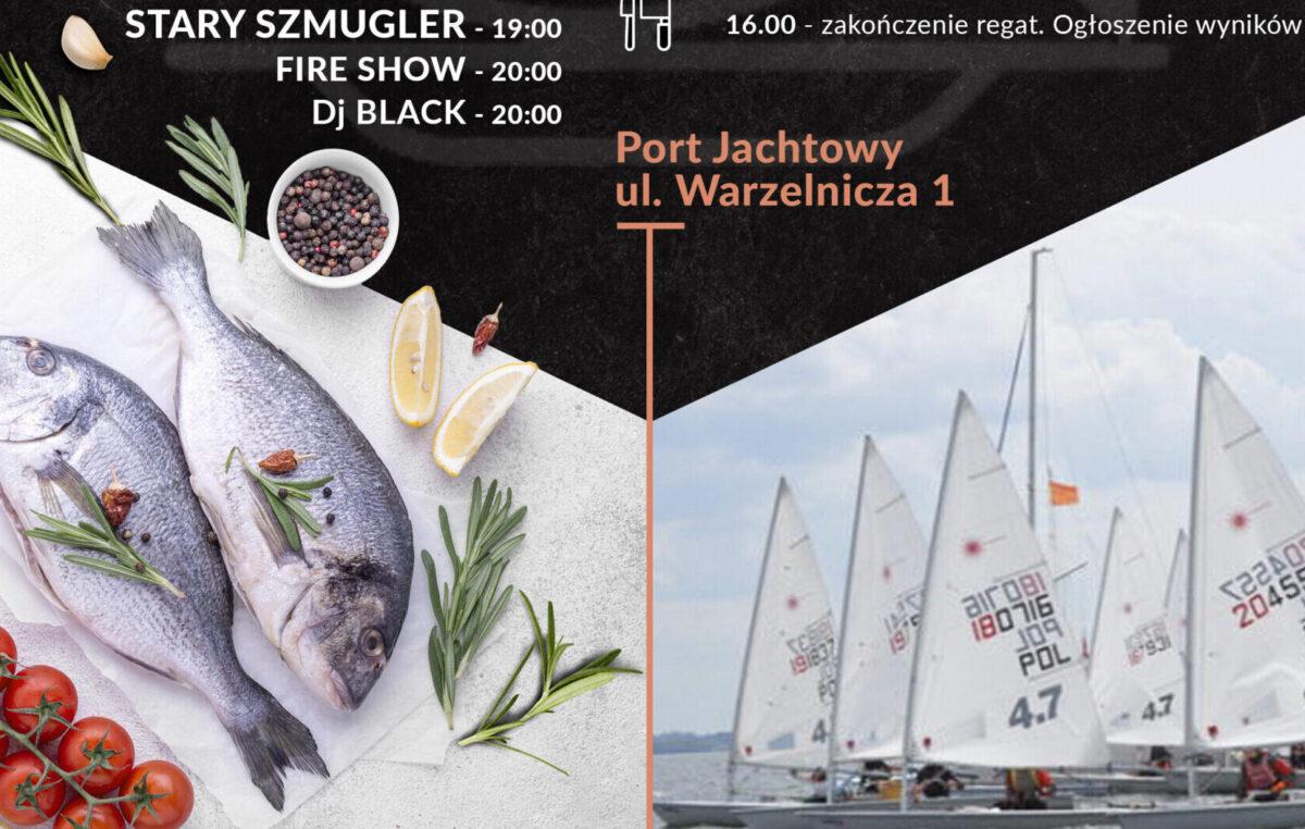 """W weekend Festiwal Rybny i zawody """"O Puchar Złotej Ryby"""" (program)"""