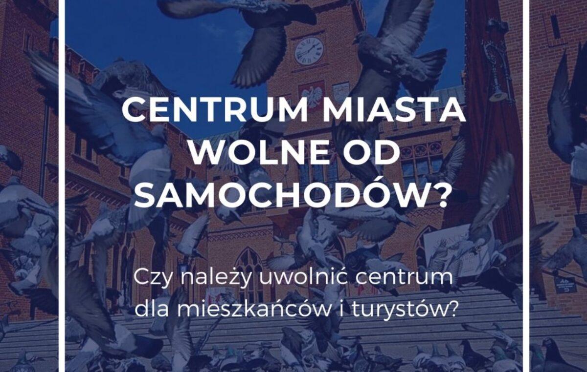 Rusza dyskusja. Czy centrum Kołobrzegu powinno zostać zamknięte dla samochodów?