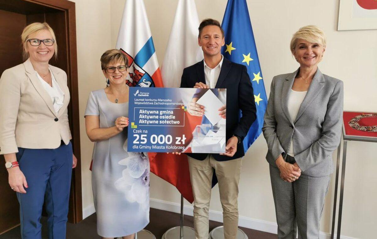25 tys. zł dla osiedla Radzikowo. To nagroda za wysoką frekwencję w II turze wyborów prezydenckich