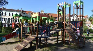 Przy ul. Dubois powstanie nowoczesny plac zabaw dla dzieci w różnym wieku
