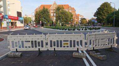 Przebudowa ulic 18 Marca i Zwycięzców zakończona. Na odbiór inwestycji poczekamy jednak do końca miesiąca