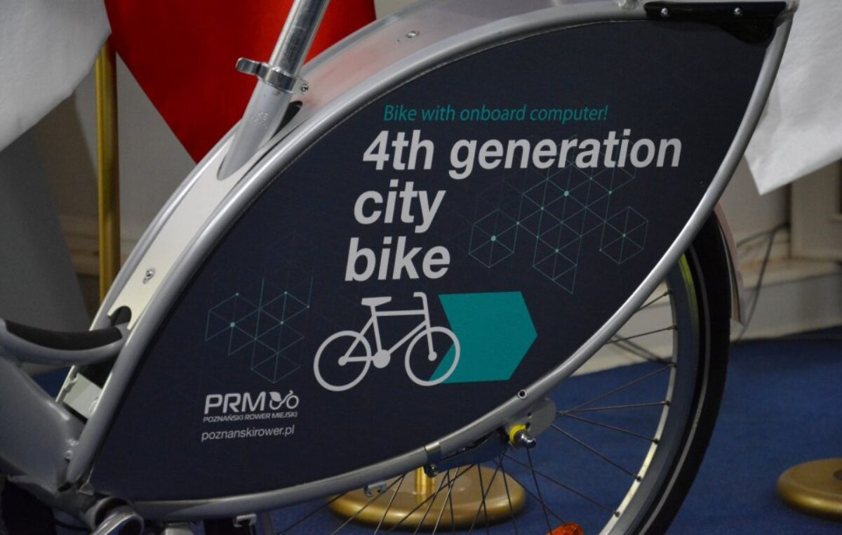 Rower z miejskiej wypożyczalni ma działać m.in. w systemie 4 generacji. Wyjaśniamy o co chodzi