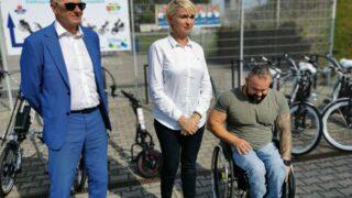 Pierwsza w Polsce wypożyczalnia rowerów integracyjnych
