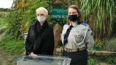Reduta Solna wraca do miasta. Harcerze będą mieli nową siedzibę (WIDEO)