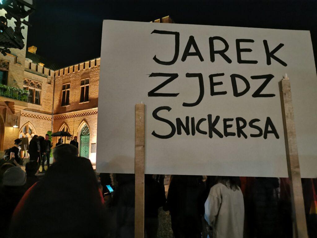 pr3 1 1024x768 - Kołobrzeg solidarnie z Warszawą. Kolejny marsz przeciwników orzeczenia TK ws. aborcji (ZDJĘCIA, WIDEO)
