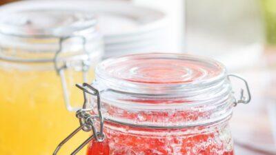 Smaczne: Dżem z pomidorów z imbirem i kolendrą oraz konfitura z jarzębiny i jabłek. Teraz czas na wojewódzki etap konkursu przysmaków