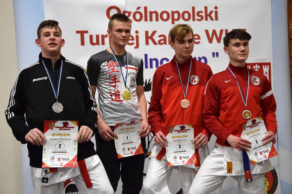 46 1024x683 - Drużyna na medal. Zawodnicy klubu Morote wrócili z turnieju z 6 medalami!