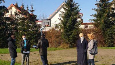 Rusza budowa boiska wielofunkcyjnego na osiedlu Radzikowo