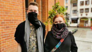 O protestach po orzeczeniu TK ws. aborcji rozmawiamy z Anią i Krzysztofem (Czarny Kołobrzeg)