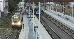 Wiosenna korekta rozkładu jazdy pociągów (plakaty stacyjne)