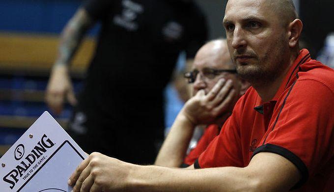 frank - Nikołaj Tanasiejczuk nie jest już trenerem Energa Kotwicy. Zastąpi go były zawodnik Czarnych Słupsk