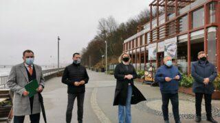 Konferencja ws. trudnej sytuacji gospodarczej w Kołobrzegu
