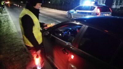 Plaga pijanych kierowców na drogach naszego powiatu