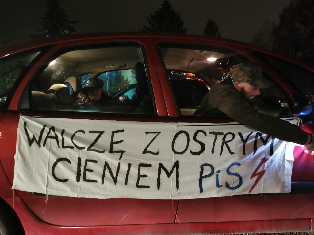 pr3 1 1024x768 - Rajd z piekła kobiet, czyli samochodowy protest