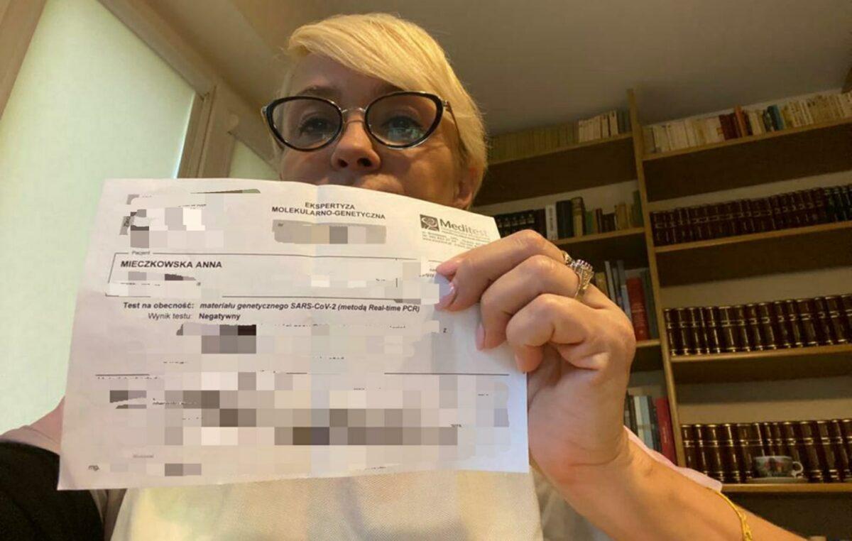 Prezydent Kołobrzegu z negatywnym wynikiem testu na koronawirusa