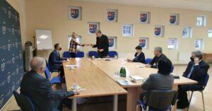 Posiedzenie nowej kadencji Kapituły ds. nadawania tytułów Honorowy Obywatel Kołobrzegu oraz Zasłużony dla Miasta Kołobrzegu (skład)