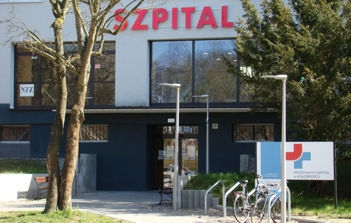 Regionalny Szpital w Kołobrzegu wstrzymuje szczepienia przeciwko COVID-19