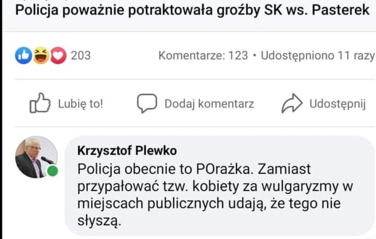 Kobiety Nowa Lewica apelują do radnego Plewki o rezygnację z mandatu