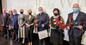 """Róża Wiatrów dla  Stowarzyszenia """"Pieśń Żołnierska''"""