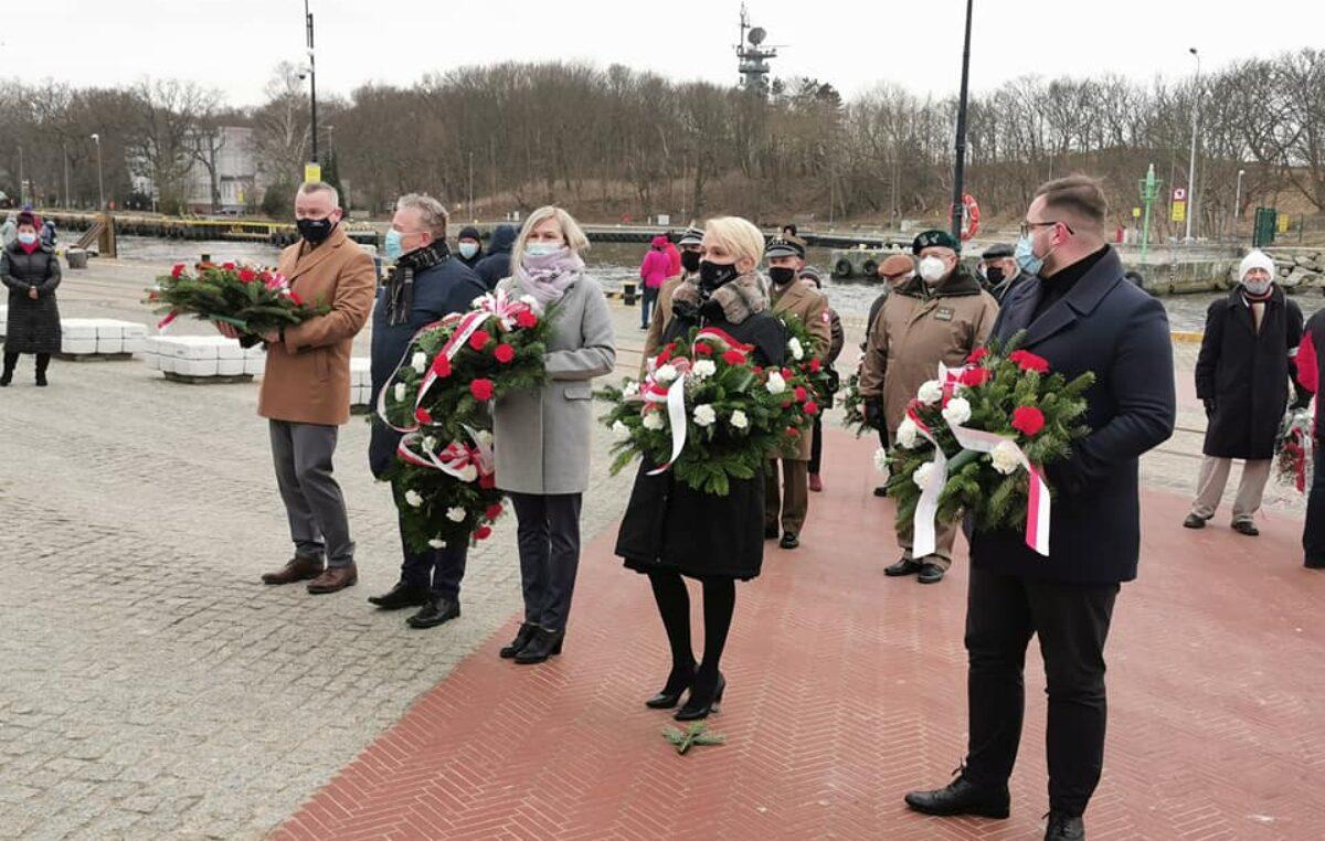 Uroczystości patriotyczne z okazji Narodowego Dnia Pamięci Żołnierzy Wyklętych