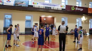 Energa Kotwica prowadzi nabór na zajęcia ogólnorozwojowe z elementami koszykówki chłopców i dziewcząt