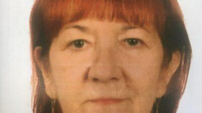 Zaginęła Krystyna Wulf. Szuka jej rodzina i policja