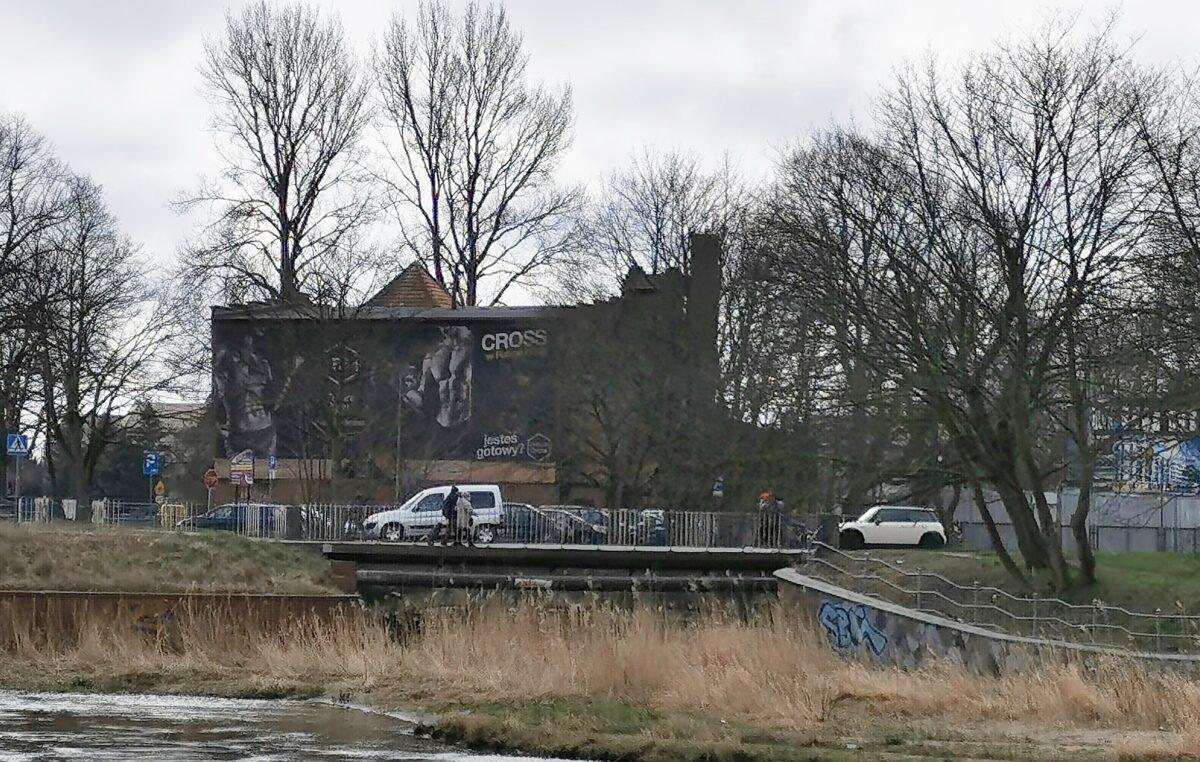 Będzie przebudowa mostu nad kanałem drzewnym małym w ciągu ul. Młyńskiej