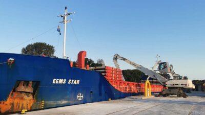 Więcej przeładunków w kołobrzeskim porcie. To najlepszy wynik wśród małych i średnich portów na Pomorzu Środkowym