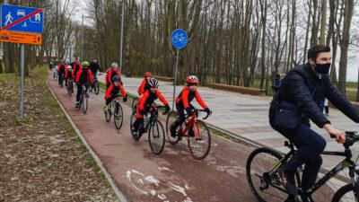 Kołobrzeg walczy o Puchar Rowerowej Stolicy Polski. Ściągnij aplikację i kręć kilometry dla swojego miasta