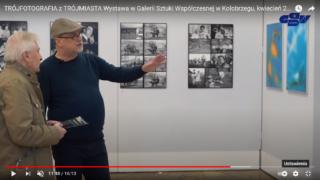 """Wystawa """"TRÓJFOTOGRAFIA z TRÓJMIASTA"""" w Galerii Sztuki Współczesnej"""