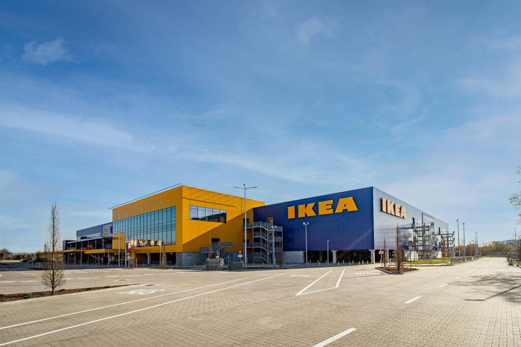 IKEA Szczecin Otwarci 02 1024x683 - Znamy datę otwarcia IKEI w Szczecinie. To najbliżej Kołobrzegu położony sklep tej znanej sieciówki (ZDJĘCIA)