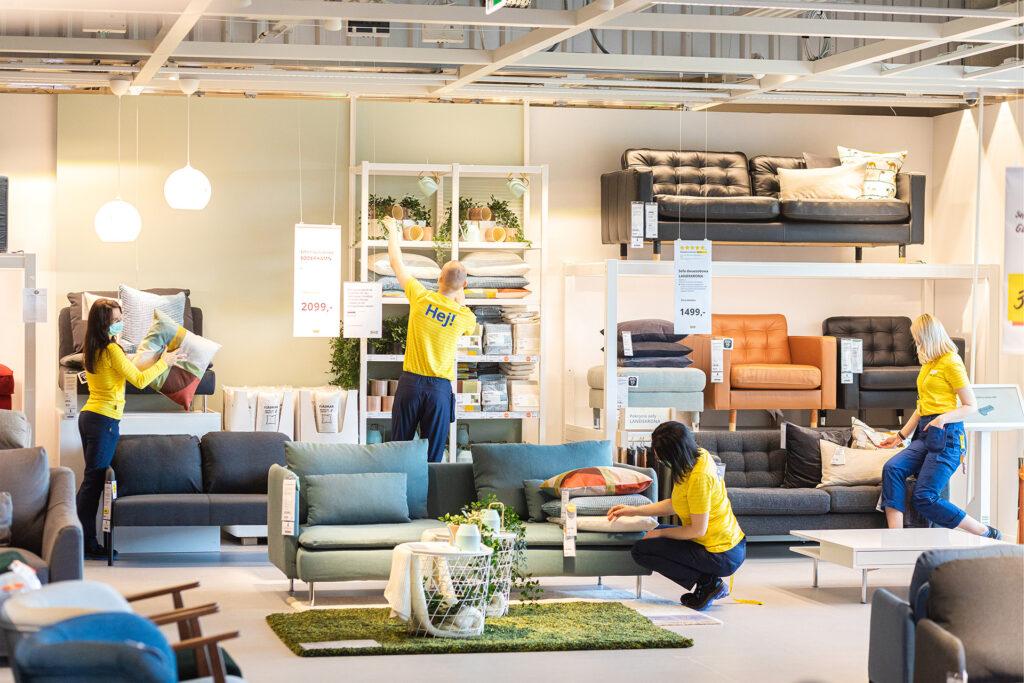 IKEA Szczecin Otwarci 06 1024x683 - Znamy datę otwarcia IKEI w Szczecinie. To najbliżej Kołobrzegu położony sklep tej znanej sieciówki (ZDJĘCIA)