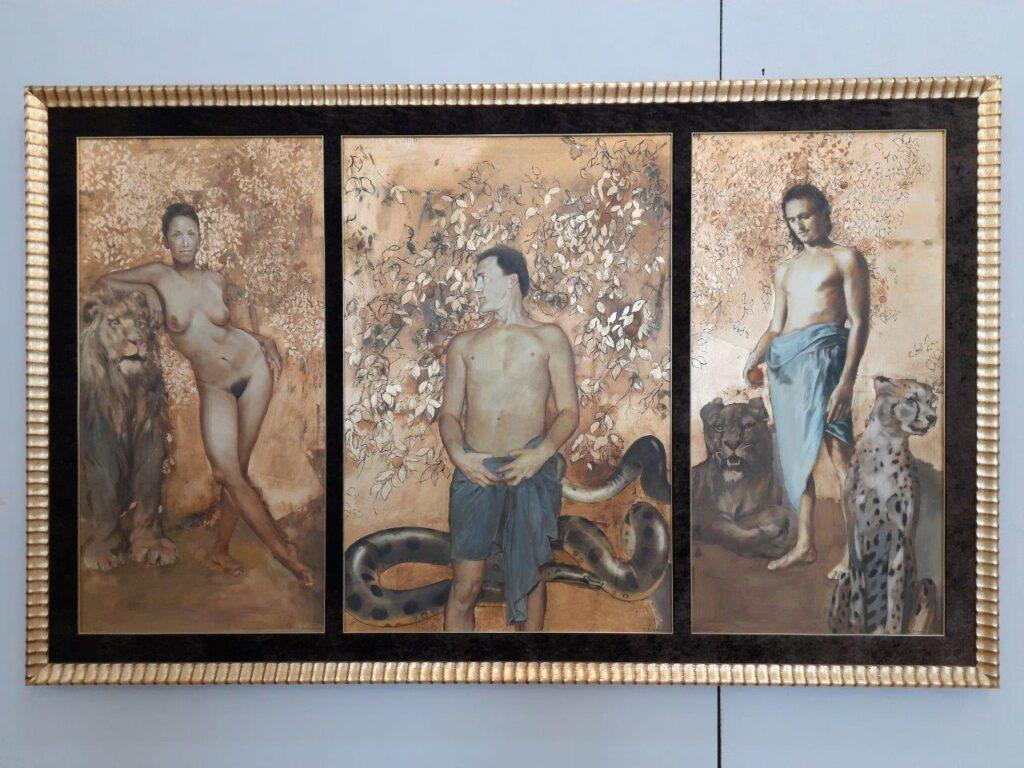 Wystawa 5 1024x768 - Od jutra nowa wystawa w Galerii Sztuki Współczesnej