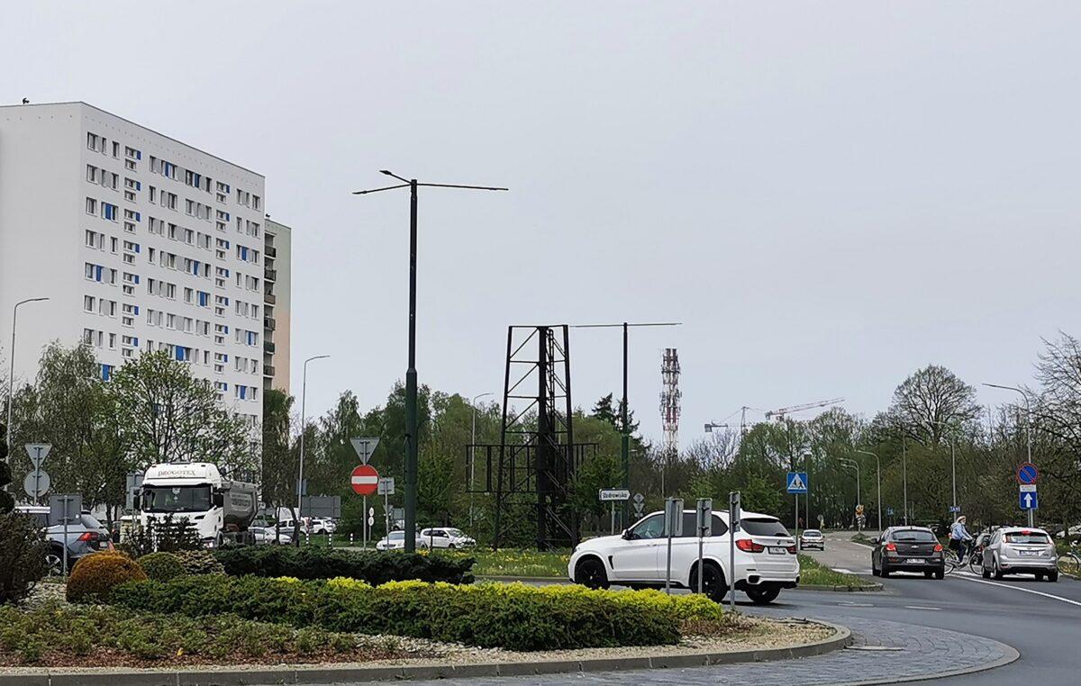 Aleja drzew między jezdniami ul. Myśliwskiej? Pomysł, który może zmienić krajobraz dzielnicy