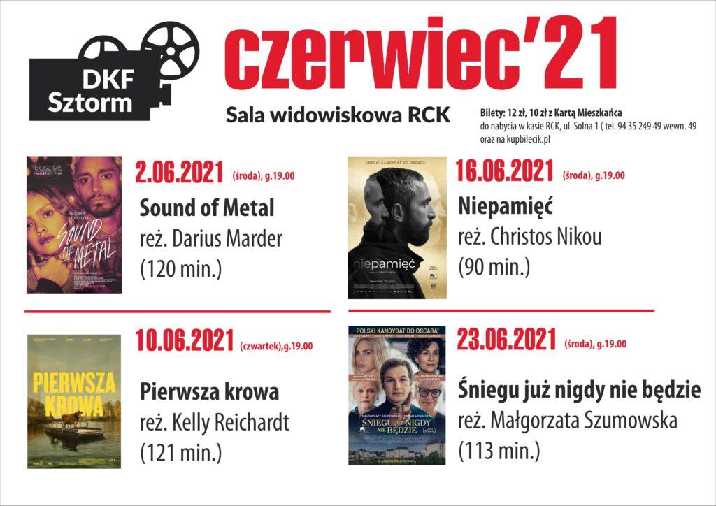 """rck 21 dkf czerwiec 1024x724 - Wraca DKF """"Sztorm"""" (program seansów w czerwcu)"""